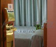 Una habitación del hotel Cervantes