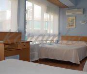 Habitación en el Hotel Cervantes