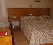 Habitación en el Hotel Goya de Alicante