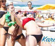 Despedidas con fiesta en la playa