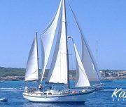 Contratar un velero en Alicante para despedidas