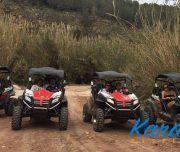 Excursión con buggies en Alicante
