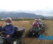 Excursión con quads en Alicante