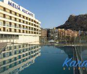 Spa para despedidas en Meliá Alicante