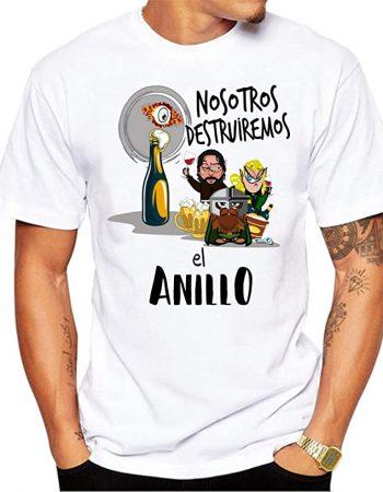NOSOTROS DESTRUIREMOS EL ANILLO